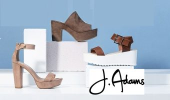 J. Adams Shoes As Low As $17.50 Today Only