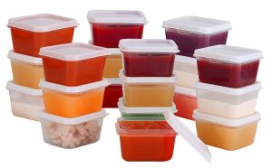 Mini Food Storage Containers
