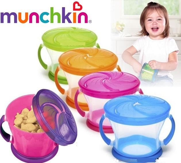 Munchkin 2 Piece Snack Catcher