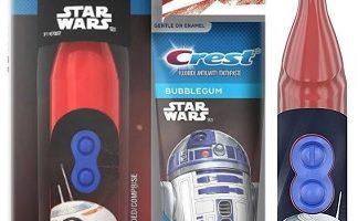 Oral-B Kids STAR WARS Electric Toothbrush $2.99 (reg. $5.99)
