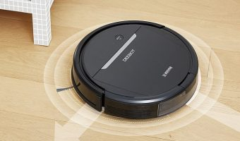 Amazon Deal of the Day: Ecovacs Robot Vacuums