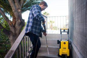 Stanley Pressure Washer With Spray Gun
