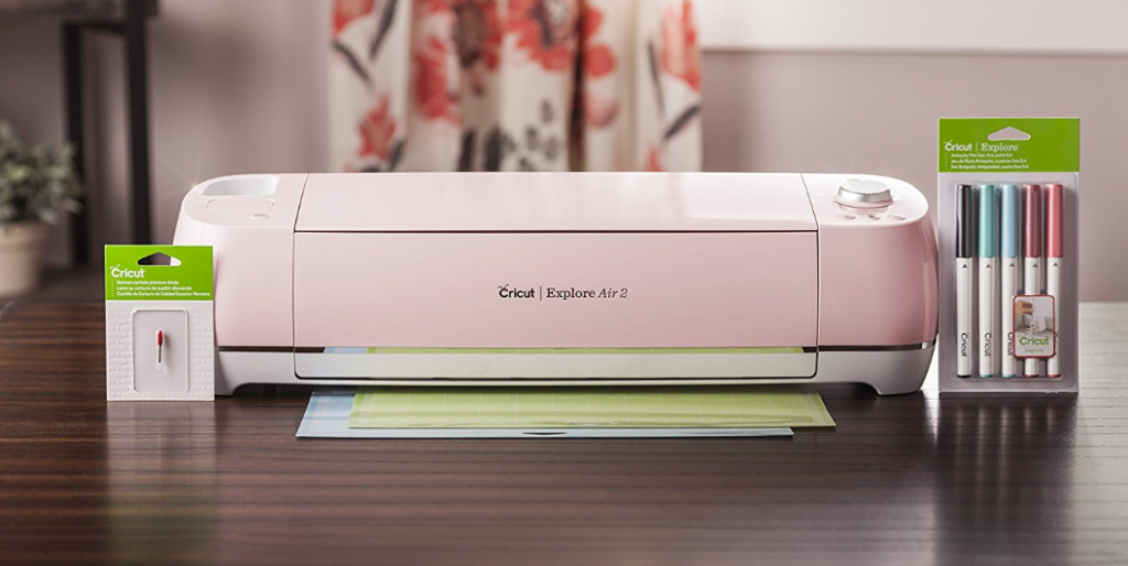 Cricut Explore Air 2 Bundle Just 194 99