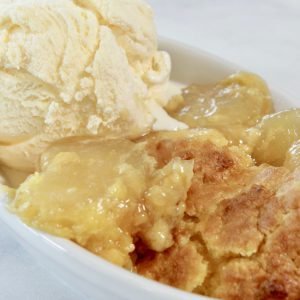 Crock Pot Apple Crisp Recipe
