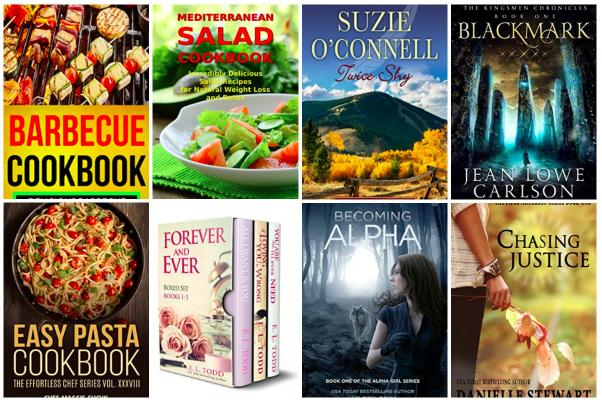 10 Free Kindle Books (07/17/18)