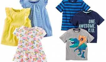 Kids' and Baby Clothing Starting At $4.25 Today Only (reg. $8.49+)