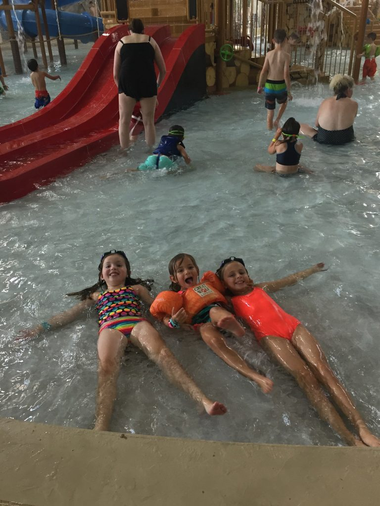 pool at great wolf lodge