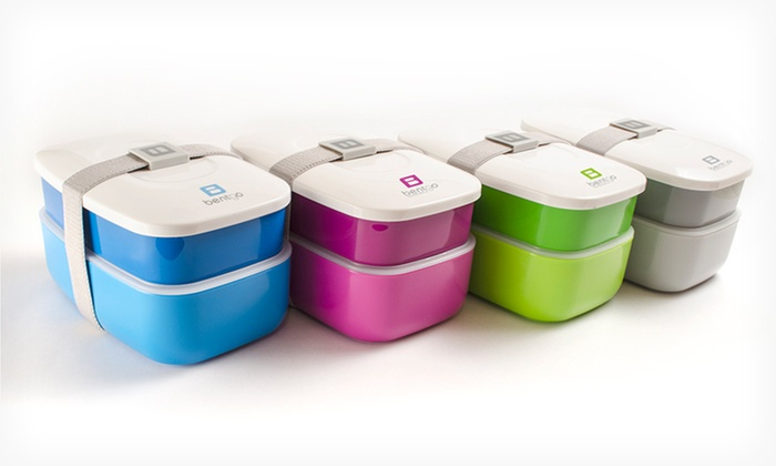Bentgo All-in-One Stackable Lunch