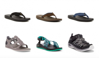 Chaco and Teva Sandals up to 55% Off!