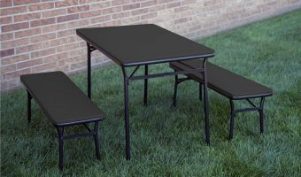 COSCO Folding Table and Bench Set $39.44 (reg. $89.99)