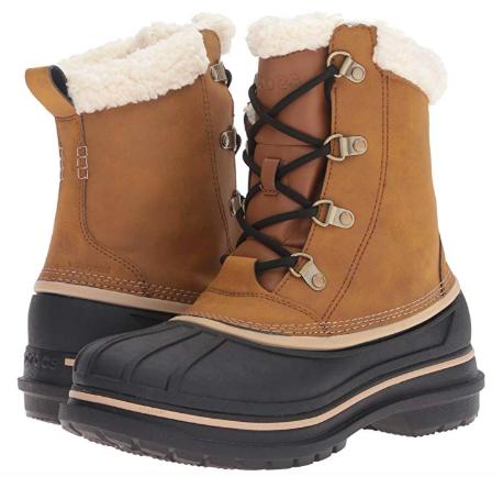 Crocs AllCast Snow Boots