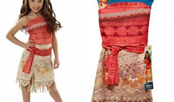 Disney Moana Girls Size 4-6X Adventure Outfit $10.81 (reg. $33.99)