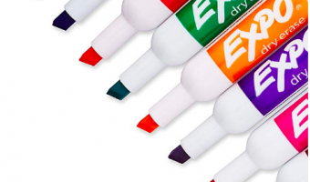 8-ct Expo Dry Erase Markers Only $6 (Reg. $13.49)