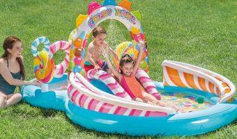 Intex Candy Zone Water Play Center $32 (reg. $49.99)