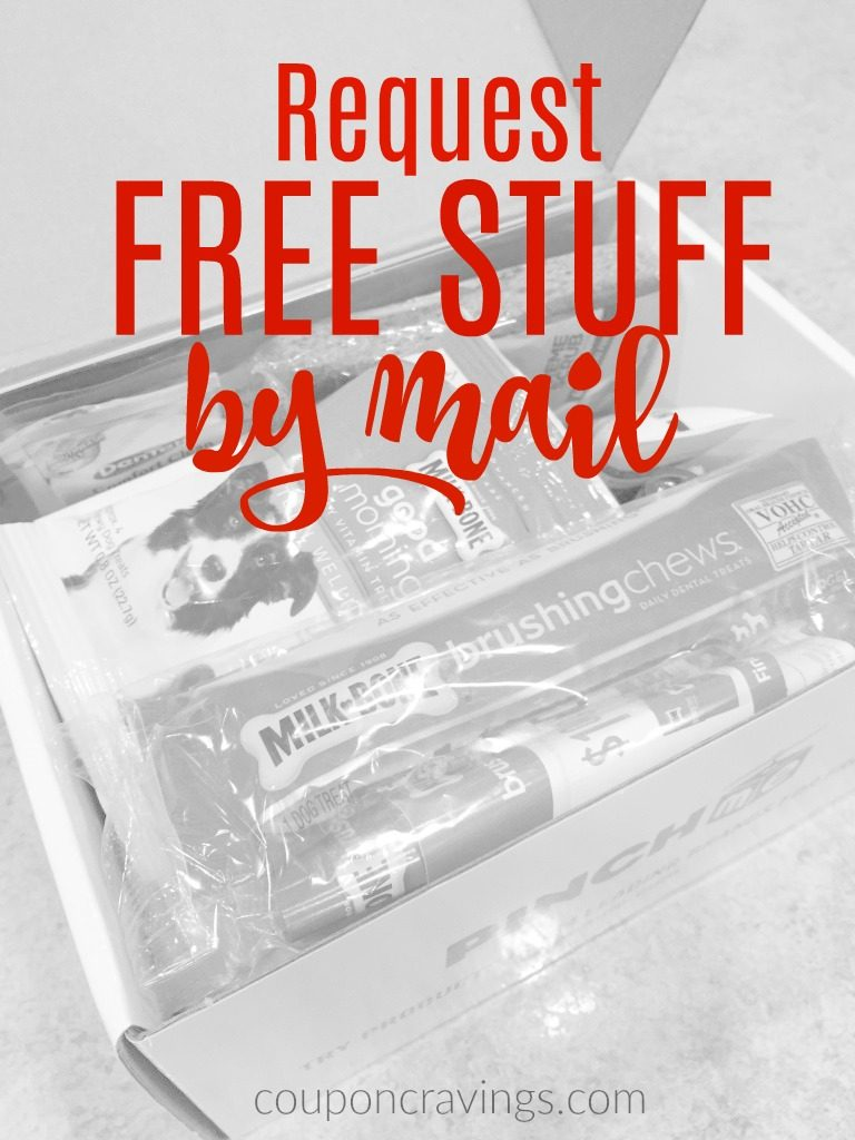 Your Mailbox Will Be Overflowing! Free Stuff by Mail (& Free