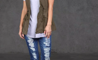 Favorite Military Vests Ship for $22.98