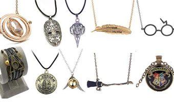 10 Pack Harry Potter Pendant Necklaces $21.99