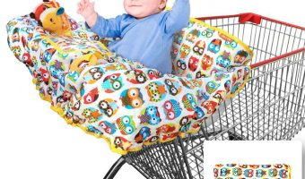 2-in-1 Shopping Cart Covers For Babies As Low As $17.58 (reg. $37+)