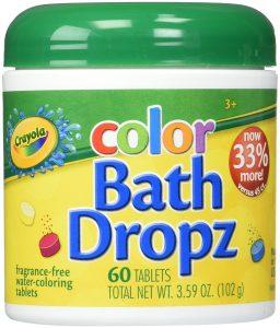 Crayola Bath Drops