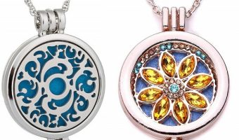 Aromatherapy Essential Oil Diffuser Necklaces Starting At $2.66