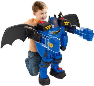 Fisher-Price Imaginext DC Super Friends Batbot Xtreme