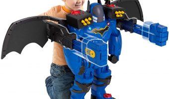 Imaginext DC Super Friends Batbot Xtreme $44.59 (reg. $109.99)