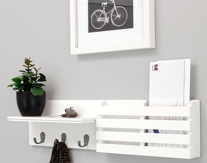 picture frames and wall shelves as low as 8 99