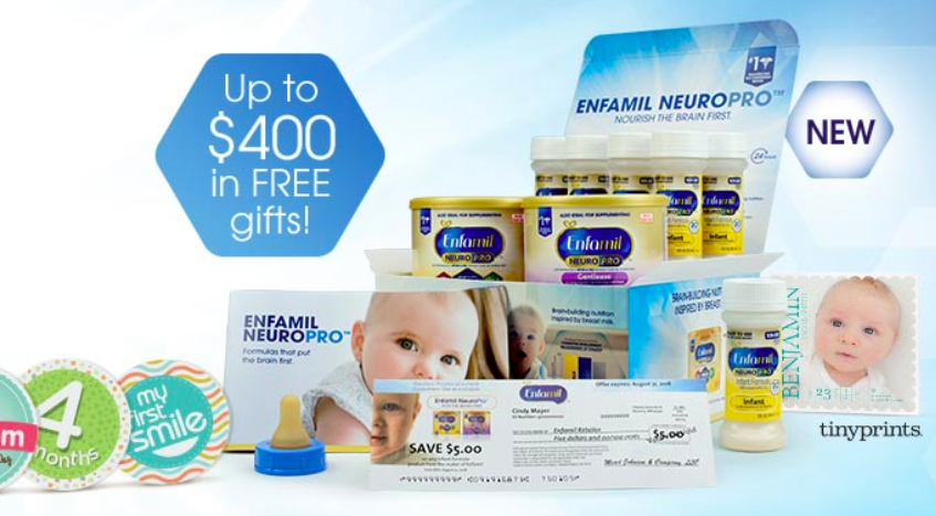 Over $600 Worth of FREE Baby Items - See Them All Here!
