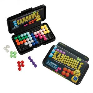 Kanoodle - Brain Twisting Solitaire Game