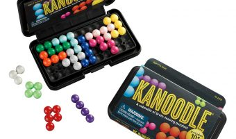 Kanoodle – Brain Twisting Solitaire Game $6.99 (reg. $12.99)