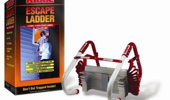 Kidde Two-Story Fire Escape Ladder $27.79 (reg. $65.99)