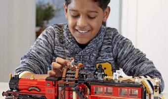 LEGO Harry Potter Hogwarts Express Building Kit $69 (reg. $79.99)