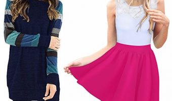 OUGES Women's Clothing As Low As $10.39 Today Only (reg. $24.99+)