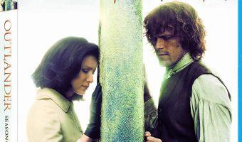 Outlander Season 3 On Blu-Ray $19.96 (reg. $45.99)