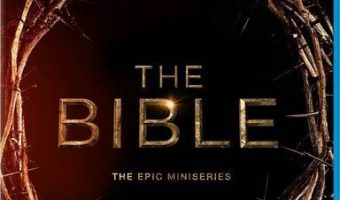 The Bible: The Epic Miniseries Blu-Ray Box Set $14.99 (was $25.23)