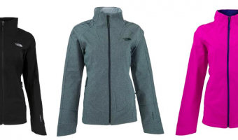 The North Face Women's Apex Jackets Ship for $48 (Reg. $99!)