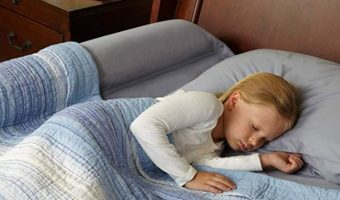Toddler Bed Bumper and Rails, and Pregnancy Pillow Starting At $17.89 (reg. $24.99+)
