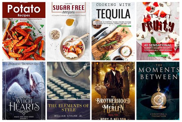 10 Free Kindle Books (09/17/18)