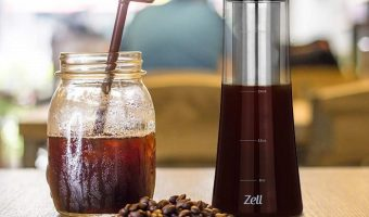 Stainless Steel Cold Brew Coffee Maker $14.95 (reg. $29.99)