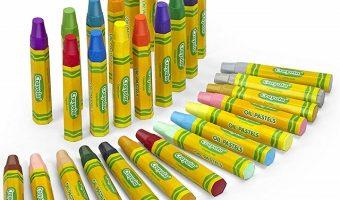 28ct. Crayola Oil Pastels $3.65 (reg. $5.99)
