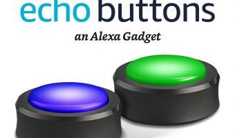 2-pack Echo Buttons $14.99 (reg. $19.99)