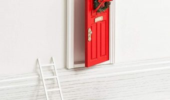 Holiday Fairy Doors As Low As $18