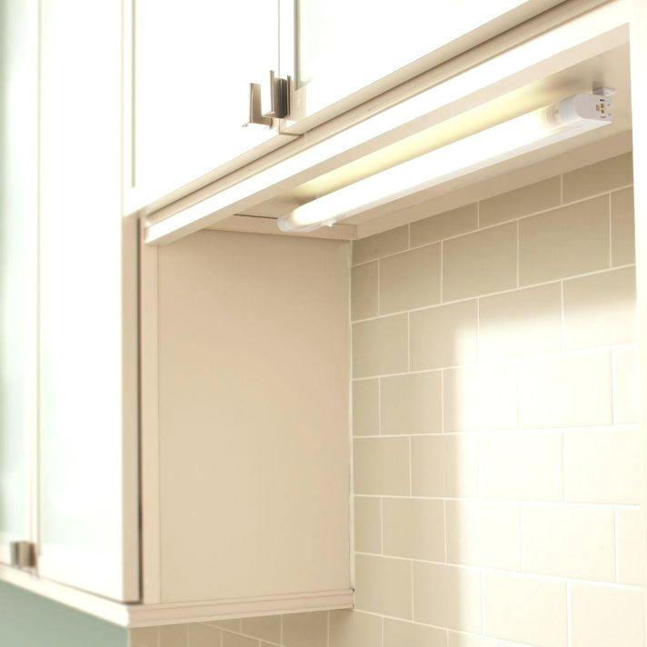 Fluorescent Light Fixture Flickering: GE 18 Inch Fluorescent Under Cabinet Light Fixture $8.55