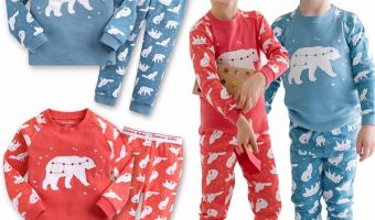 Vaenait Baby and Children's Sleepwear As Low As $9.73 Today Only (reg. $30+)