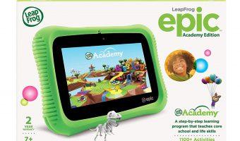 LeapFrog Epic Academy Edition $83.97 (reg $119.99)
