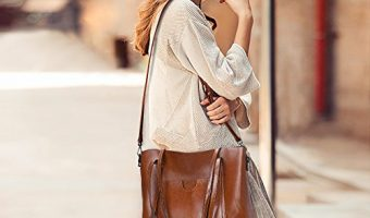 S-Zone Women's Leather Bags Starting At $26.99 Today Only