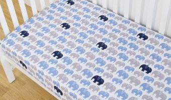 Selected Baby and Toddler Bedding As Low As $6.39 Today Only