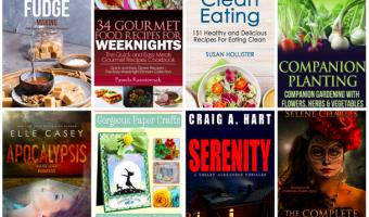 10 Free Kindle Books (10/16/18)
