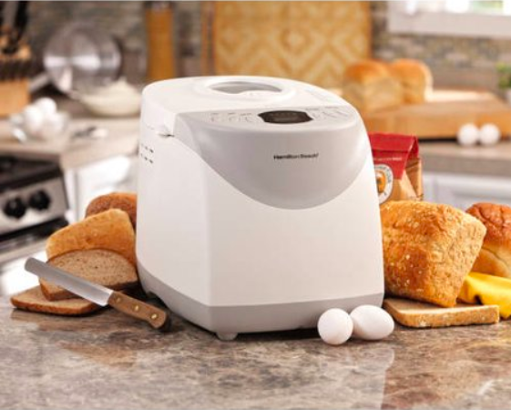 hamilton beach bread machine