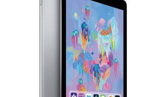 Refurb Apple 2018 9.7″ iPad $289.99 Today Only (reg. $429.99)